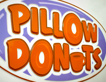 Pillow Donuts