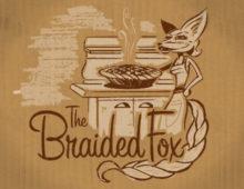 The Braided Fox Pies